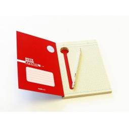 Купить Блокнот со встроенной ручкой Suck UK Notebook & Pencil