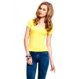 фото Футболка Mondigo 490. Цвет: желтый. Размер одежды: 44