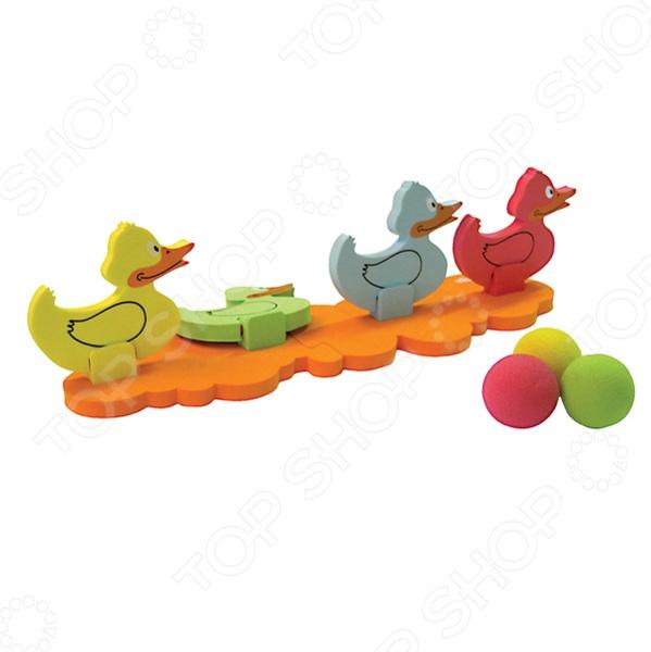 Игра на ловкость Ouaps «Сбей утенка»