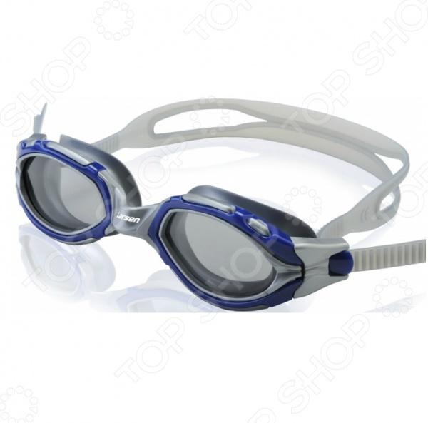Очки для плавания Larsen S41 комплект чехлов на весь салон automax sc 1801 2 для ford focus iii sd hb sw ambient trend 2011