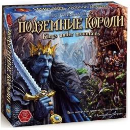 Купить Игра карточная Правильные игры «Подземные короли»
