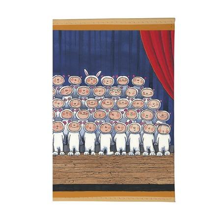 Купить Обложка для паспорта Mitya Veselkov «Мальчики-зайчики»