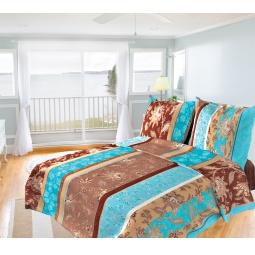 фото Комплект постельного белья Олеся «Ажур». Семейный