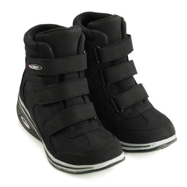 2b4d44a84 Ботинки демисезонные Walkmaxx Wedge. Цвет: черный купить по низкой ...