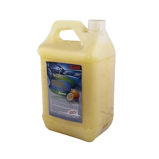 фото Полироль-очиститель для пластика IMG PA-LIM «ПенАктив Лимон»