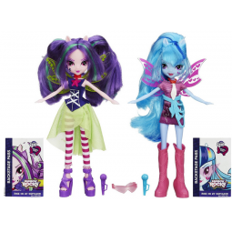 фото Набор из двух кукол Hasbro HA9223 «Соната Даск и Ария Блейз»