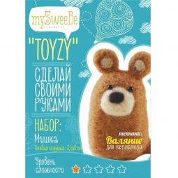 фото Набор для изготовления мягкой игрушки mySweeBe «Мишка»