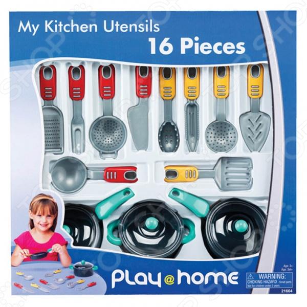 Игровой набор для девочки Keenway «Моя кухня» 21664