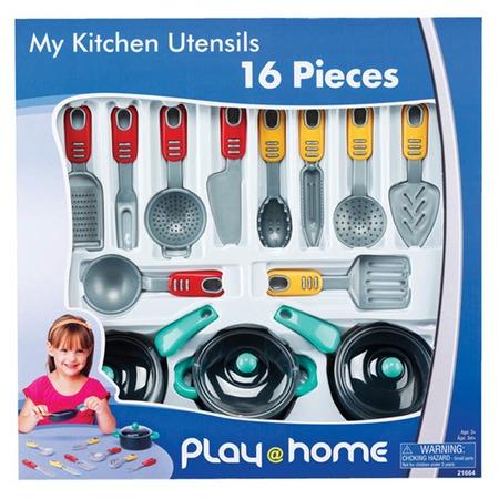 Купить Игровой набор для девочки Keenway «Моя кухня» 21664