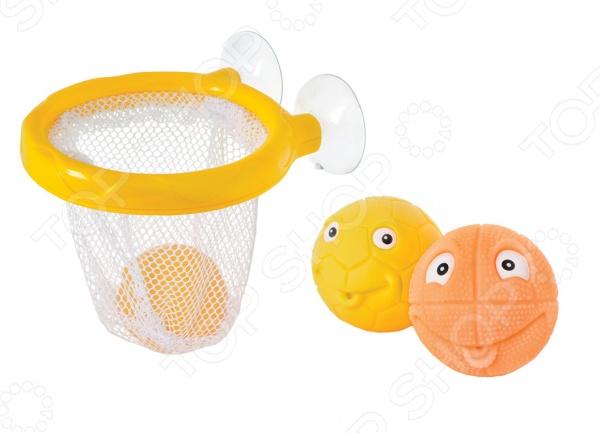 фото Игра для ванной Мир детства «Баскетбол», Игрушки для ванной