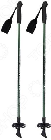 Палки для скандинавской ходьбы Larsen TrackerПалки треккинговые и для скандинавской ходьбы<br>Палки для скандинавской ходьбы Larsen Tracker обязательный атрибут для популярного сегодня вида физической активности. Занятия скандинавской ходьбой поддерживают тонус мышц одновременно верхней и нижней частей тела, в результате задействованы практически все мышцы тела.  Легкие палки будут удобными при пеших прогулках и занятиях спортом.  Выполнены из качественных материалов, стильный дизайн и надежность.  Удобная ручка и нескользящий наконечник телескопических палок для вашего комфорта.  Регулировка 90-135 см.<br>