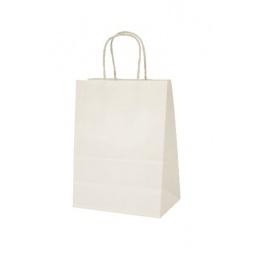 Купить Крафт пакет белый, 5 шт