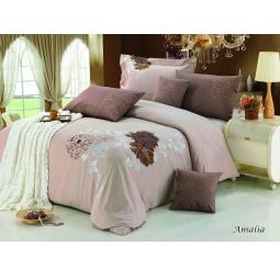 фото Комплект постельного белья Jardin Amalia. Евро