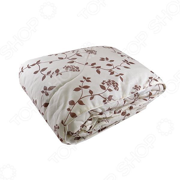 Одеяло облегченное Ecotex «Овечка»Одеяла<br>Одеяло облегченное Ecotex Овечка высококачественное изделие, которое подарит вам уют, тепло и здоровый сон. Чехол одеяла изготовлен из полиэстера. Этот материал отличается надежностью, прочностью и легкостью ухода изделие после стирки достаточно быстро сохнет и не деформируется. В качестве наполнителя используется натуральная овечья шерсть. Этот природный материал формирует идеальный микроклимат для отдыха и сна. Волокна шерсти обеспечивают циркуляцию воздуха, хорошо впитывают влагу, накапливают тепло, но не создают эффект парника . Поэтому изделие можно использовать как в теплый, так и в холодный сезон года. В составе шерсти имеется натуральный компонент ланолин, содержащийся в достаточно большом количестве. Он оказывает благоприятное воздействие на кожу, делая ее упругой и улучшая цвет. Ланолин также способствует укреплению мышечного корсета и улучшению работы суставов. Шерстяное одеяло подарит вам драгоценные часы крепкого сна и отдыха от каждодневных забот.<br>
