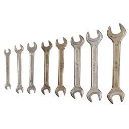 фото Набор ключей рожковых Stayer «Техно» 27044-H8