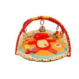 Купить Развивающий коврик Roxy-Kids с дугами «Лисичка и ее друзья»