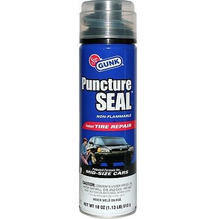 Купить Герметик шин для быстрого ремонта проколов на шинах GUNK M1118 Puncture seal