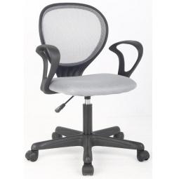 фото Кресло офисное College H-2408F. Цвет: серый, черный