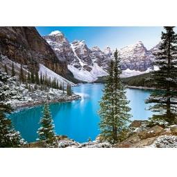 Купить Пазл 1000 элементов Castorland «Озеро, Канада»