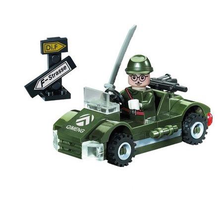 Купить Конструктор игровой Brick «Машина» 803
