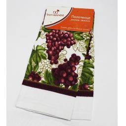 Купить Полотенце кухонное Bon Appetit Grape