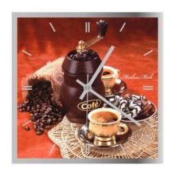 фото Часы настенные Вега С 2-8 «Кофе»