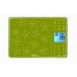 фото Весы кухонные Scarlett IS-565. Цвет: зеленый
