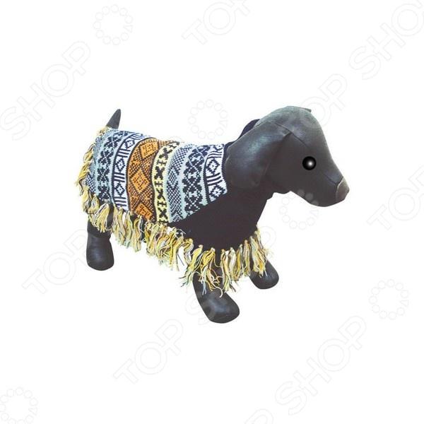 Свитер-пончо для собак DEZZIE 5625940 свитер попона для собак dezzie 563560