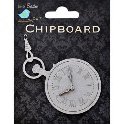 Купить Декоративная форма из картона La Fourmi «Часы»