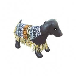 фото Свитер-пончо для собак DEZZIE «Этно»