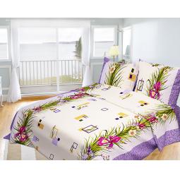 фото Комплект постельного белья Олеся «Ирис». 2-спальный