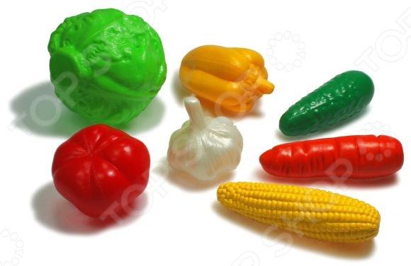 Игровой набор для девочки Нордпласт «Овощи» 434 ролевые игры игруша игровой набор продукты i793595