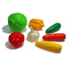 фото Игровой набор для девочки Нордпласт «Овощи» 434