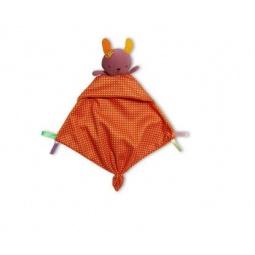 фото Погремушка-платочек 1 Toy «Заяц» Т57137-3