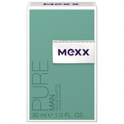 Купить Туалетная вода для мужчин MEXX Pure man. Объем: 30 мл