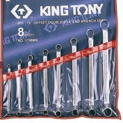 Купить Набор ключей накидных King Tony KT-1708MR