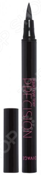 Подводка-фломастер жидкая DIVAGE Liquid Eye Liner Precision №102 подвесная люстра silverlight vienna 155 59 6