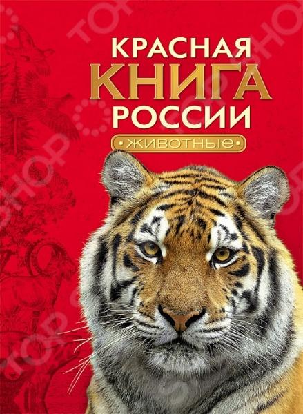 Животные. Растения. Природа Росмэн 978-5-353-07539-4 Красная книга России. Животные
