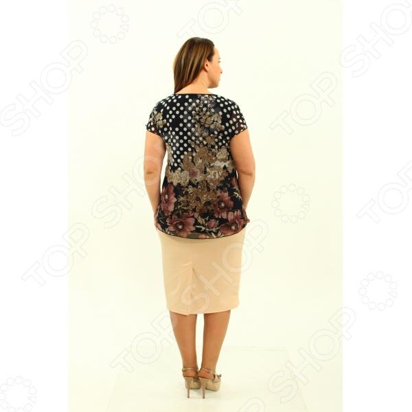 Блузки 58 60 размеров купить