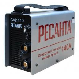 фото Сварочный аппарат инверторный Ресанта САИ 140