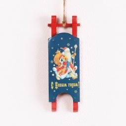фото Украшение-подвес новогоднее Феникс-Презент 32371