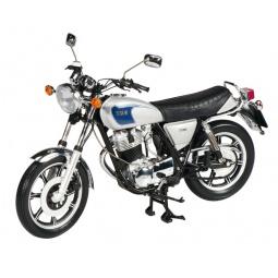 фото Сборная модель мотоцикла 1:10 Schuco Yamaha SR 500