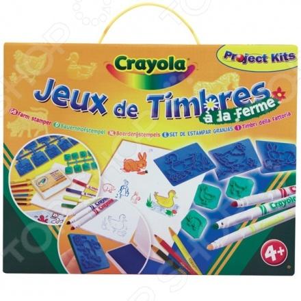 Штампики Crayola 5311