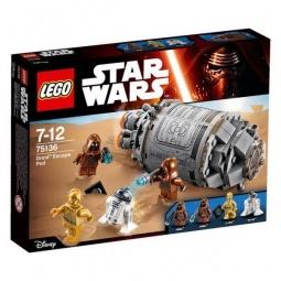 Купить Конструктор LEGO «Спасательная капсула дроидов»
