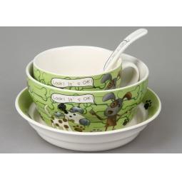 Купить Набор посуды для детей Rosenberg 87965