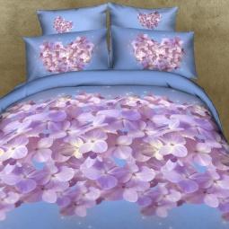 фото Комплект постельного белья с эффектом 3D Buenas Noches Nega. Семейный