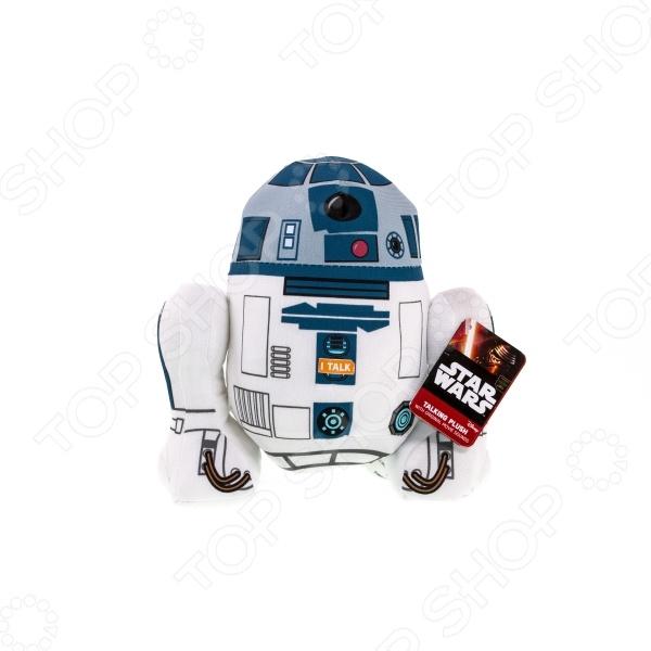 Мягкая игрушка со звуком Star Wars «Р2-Д2» SW02368