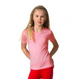 фото Футболка для девочки Свитанак 107614. Рост: 128 см. Размер: 34