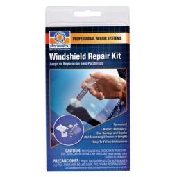 Купить Набор профессиональный Permatex PR-09103 «Ремонт трещин и сколов лобового стекла»