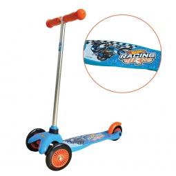 Купить Самокат трехколесный 1 Toy Т57616 «Hot wheels»